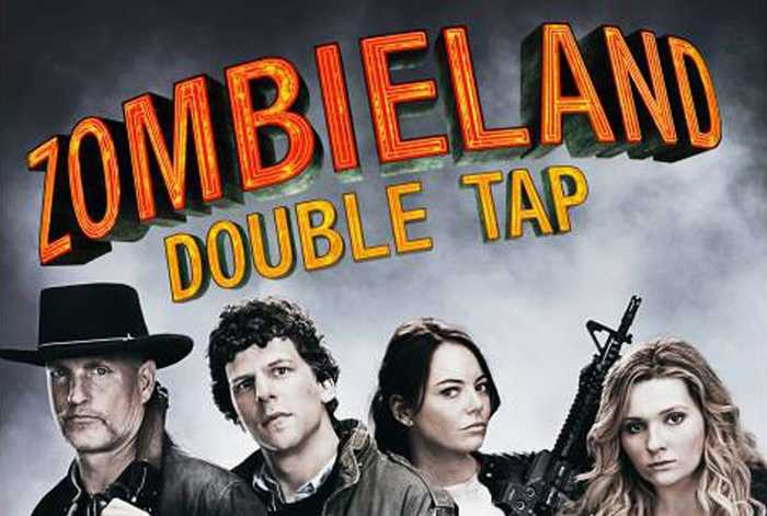ZOMBIELAND 2 DOUBLE TAP movie - Blooper Reel