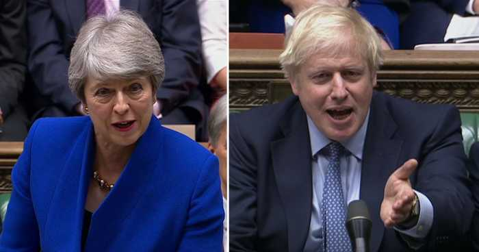 Boris Johnson's Deal v Theresa May's Deal Explained In 90 Seconds