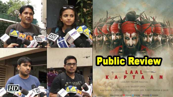 Public review | Laal Kaptaan | Saif Ali Khan as Naga Sadhu in revenge drama