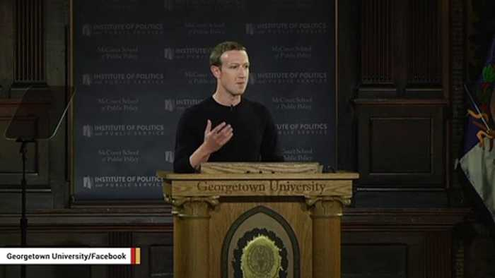 Mark Zuckerberg: If Facebook Had Existed Before Iraq War, Outcome Could Have Been Different