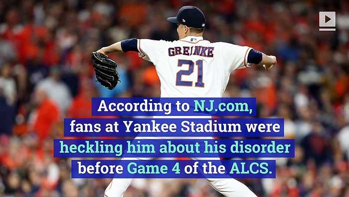 Zack Greinke's Anxiety Disorder Mocked by Yankees Fans