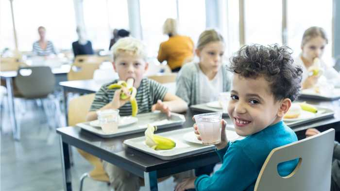 Trump Administration Proposal May Take Away Free Lunch For Some Students