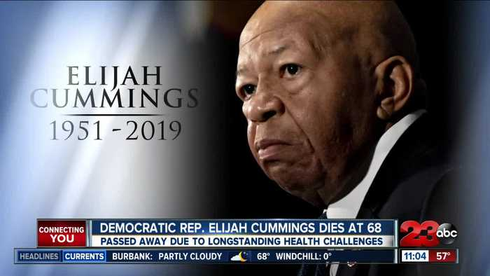 Remembering Representative Elijah Cummings