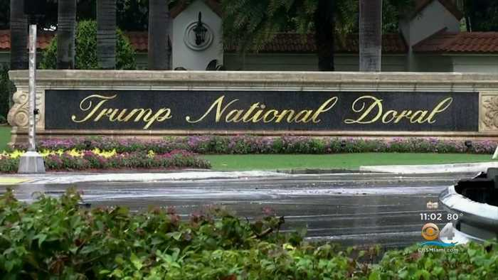 G7 Summit To Be Held At Trump's Doral Golf Resort