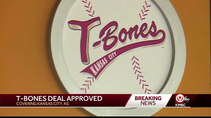 Unified Government OKs stadium lease for T-Bones' new owner