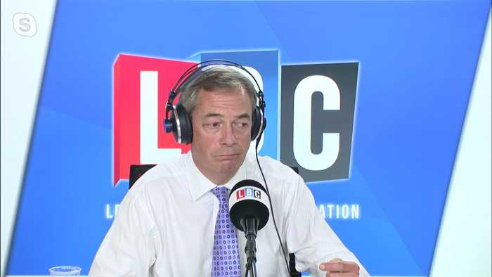 Brexit Party Supporter Urges Nigel Farage To Back Boris Johnson's Deal