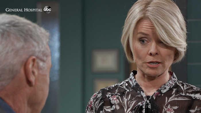 GH Sneak: Felicia Asks Robert to Get Anna to Come Home