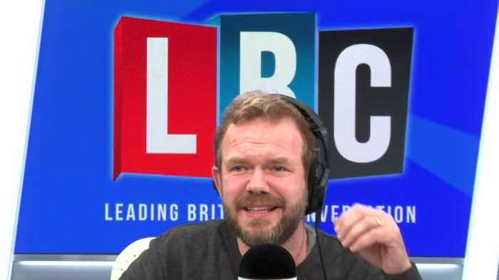 James O'Brien's Call From Commonwealth Fan Leaves Listeners In Hysterics