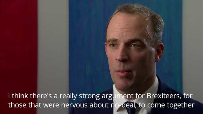 Dominic Raab: Brexit deal is win, win, win