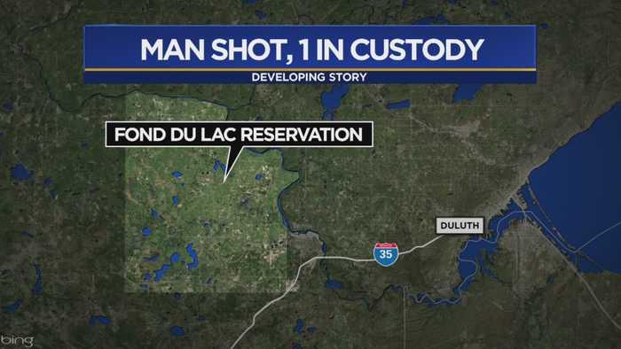 Man Shot, 1 Arrested On Fond du Lac Reservation