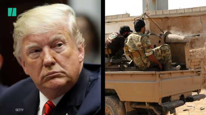 Donald Trump's Great Betrayal