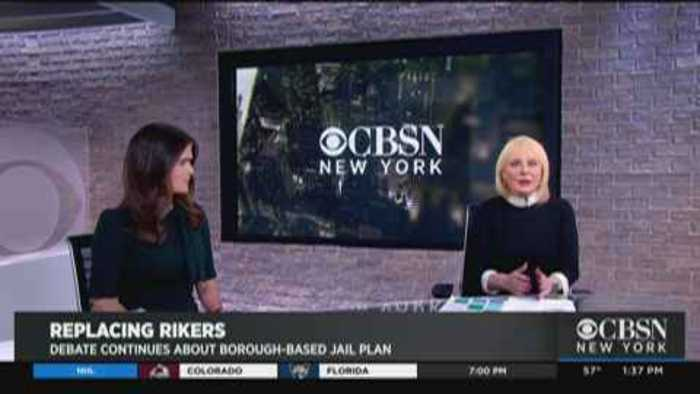 Leaders React To Controversial Plan To Close Rikers