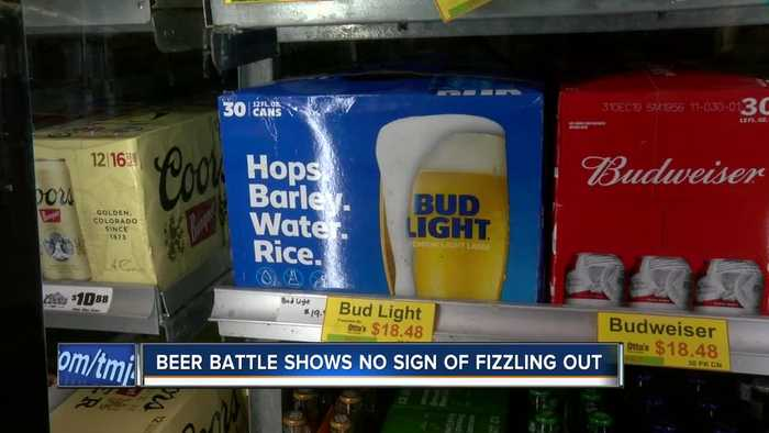 Anheuser-Busch claims MillerCoors stole secret recipes