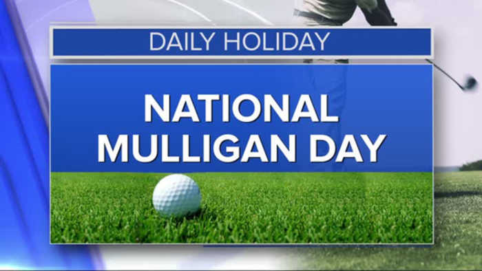 Daily Holiday - 10/17/2019 - National Mulligan Day