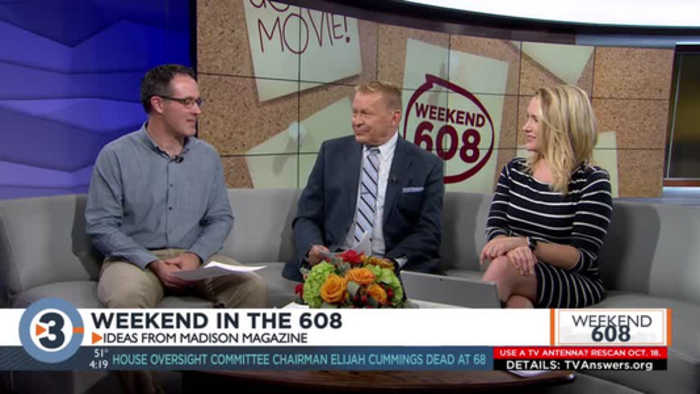 Weekend in the 608: Wisconsin Science Festival, Picnic in the Park