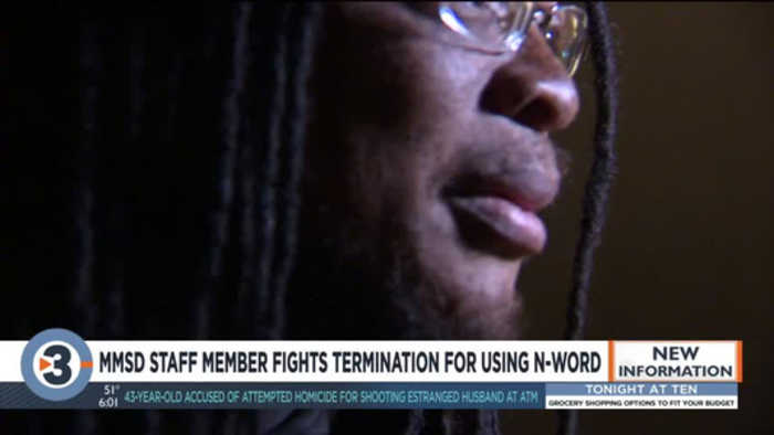 Security guard fired for asking student to stop calling him N-word by repeating slur seeks change