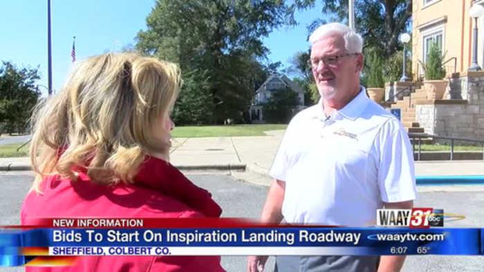 Bids To Start On Inspiration Landing Roadway