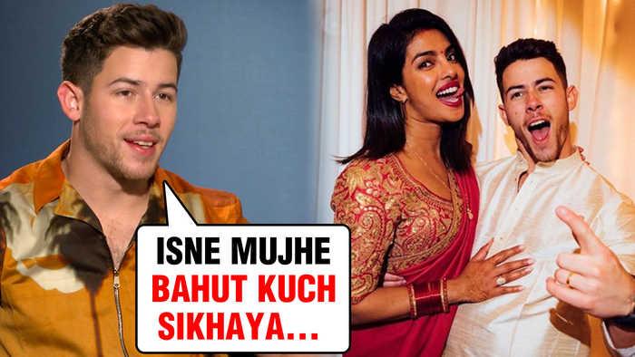 Nick Jonas REACTS To Priyanka Chopra's Karva Chauth Celebrations