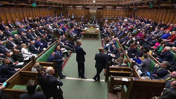 Caroline Flint: Letwin amendment is 'panic measure'