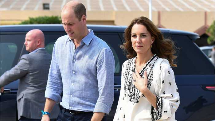 Kate Middleton And Prince William's Royal Tour Of Pakistan
