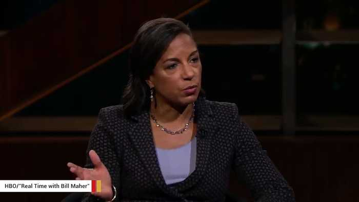 Former Obama NSA Susan Rice Slams Trump Over 'Totally Gross' Hug In 2015