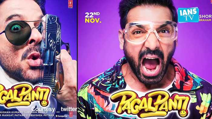 Pagalpanti | Anil Kapoor, John Abraham and other characters revealed| Motion poster OUT