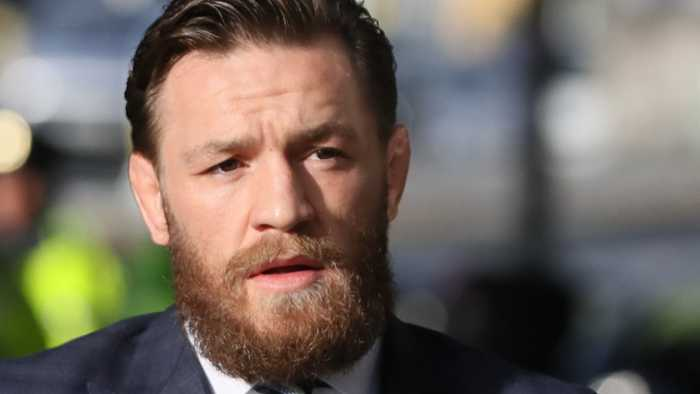Conor McGregor Eyed In Second Sexual Assault Case
