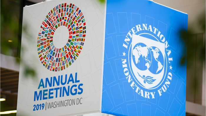 Hands Wring Over Trump's Trade Wars At IMF, World Bank Meetings