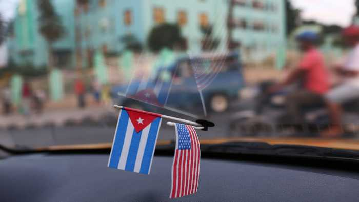 U.S. Hits Cuba With New Sanctions Over Human Rights, Venezuela