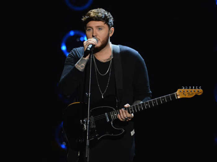 James Arthur Takes Us Behind the Scenes of His You Tour
