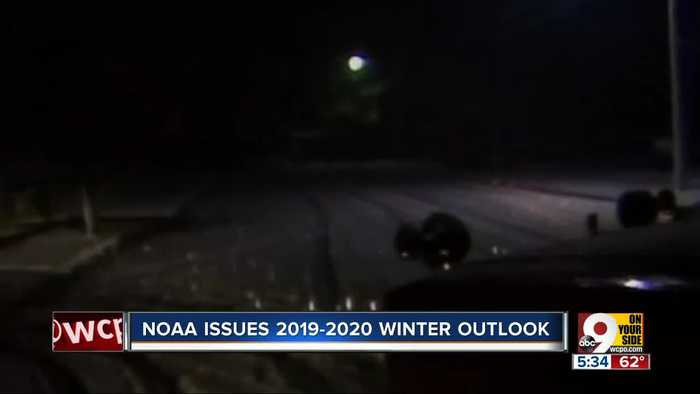 NOAA forecasts a warmer-than-normal winter for Ohio