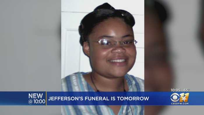 Atatiana Jefferson's Father Orders His Daughter's Funeral, Burial To Stop