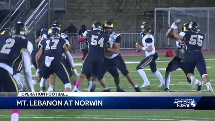 Mt. Lebanon crushes Norwin