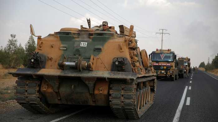 Erdogan warns Kurds as Syria ceasefire gets off to rocky start