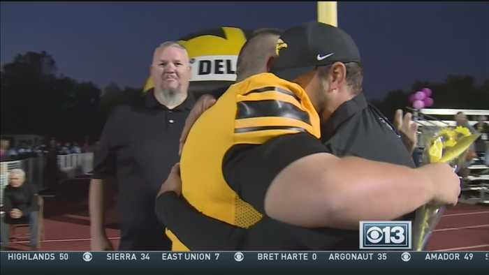 Del Oro Takes Down Grant In Hunt For The Postseason
