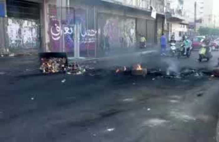 Lebanon faces third day of unrest as rage sweeps country