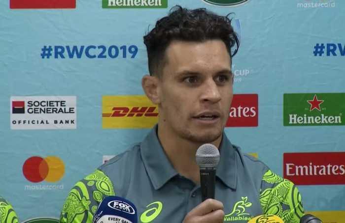 To'omua trolls former Leicester team-mates ahead of Australia v England