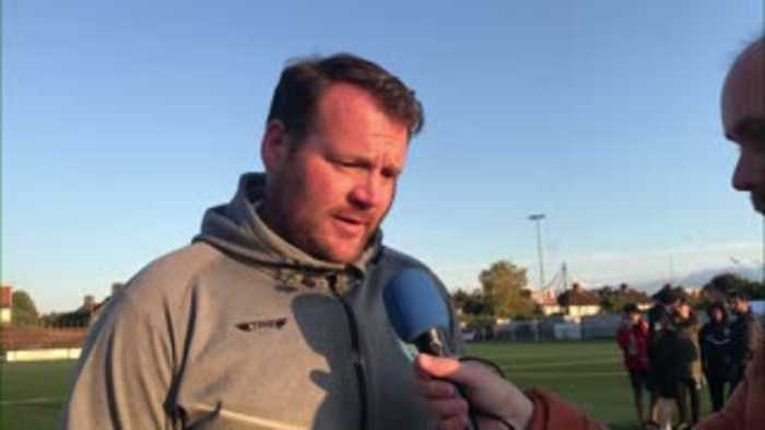 Yeovil boss reacts to alleged racial abuse