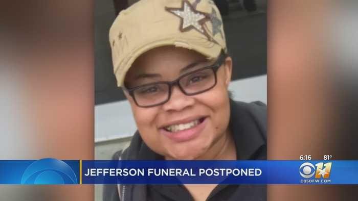 Funeral Services For Atatiana Jefferson Get Canceled Day Of