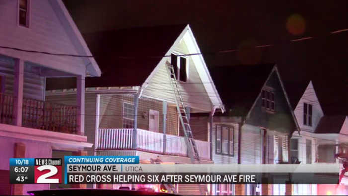 Seymour Ave fire under investigation