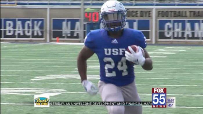 USF Set for Inaugural Game Against Indiana Wesleyan