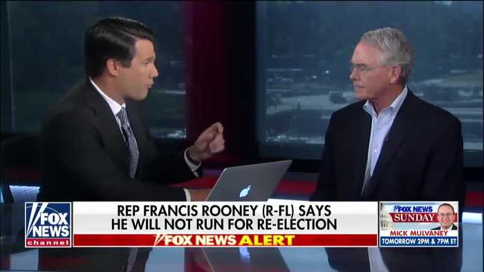BREAKING: GOP Rep. Francis Rooney to Retire Amid Trump's Impeachment Inquiry