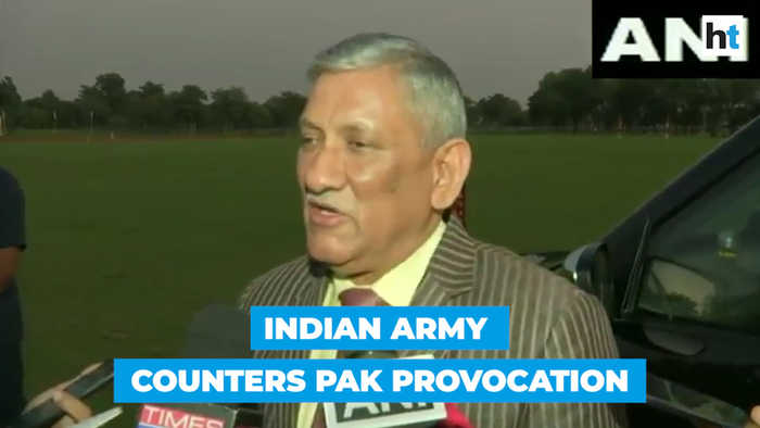6-10 Pakistani soldiers killed, 3 terror camps destroyed: Gen Bipin Rawat