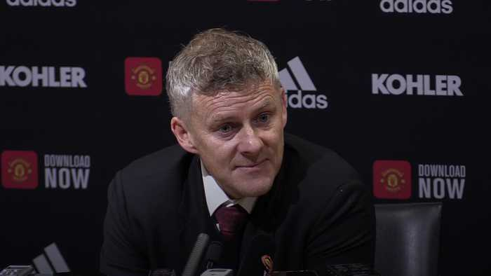 Ole Gunnar Solksjaer insists there's