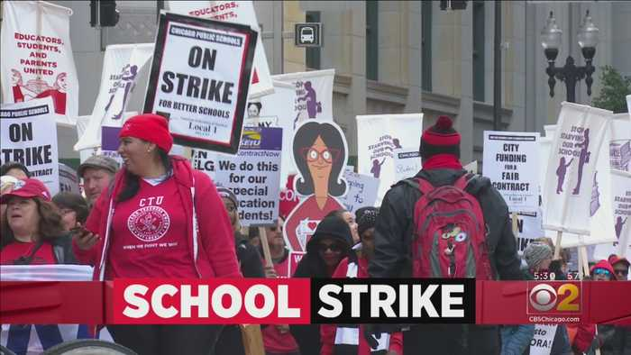 Teachers' Strike: School Unlikely On Monday
