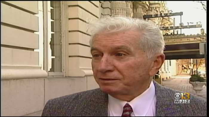Former Baltimore Mayor Thomas D'Alesandro III Dies At 90