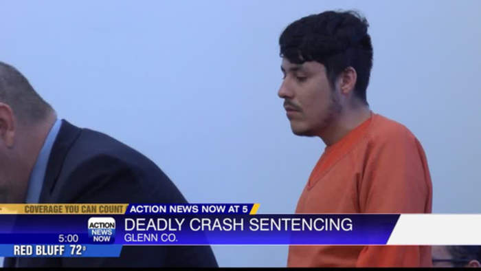Man sentenced to 6 years in state prison for vehicular homicide in beloved Chico coach's death