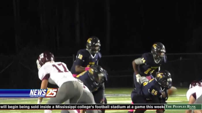 High School Football: Gautier vs. East Central