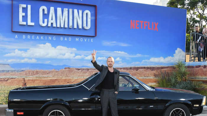 'El Camino: A Breaking Bad Movie' grabs 6.5 million views in first weekend