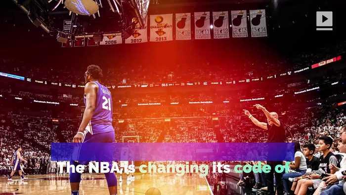 NBA Passes Zero-Tolerance Policy for Abusive Fan Behavior